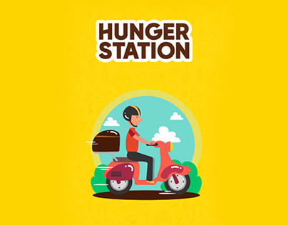 كوبون خصم Hungerstation